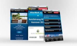 Entwicklung AfterWork App
