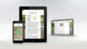 schwarzwald energy Webdesign
