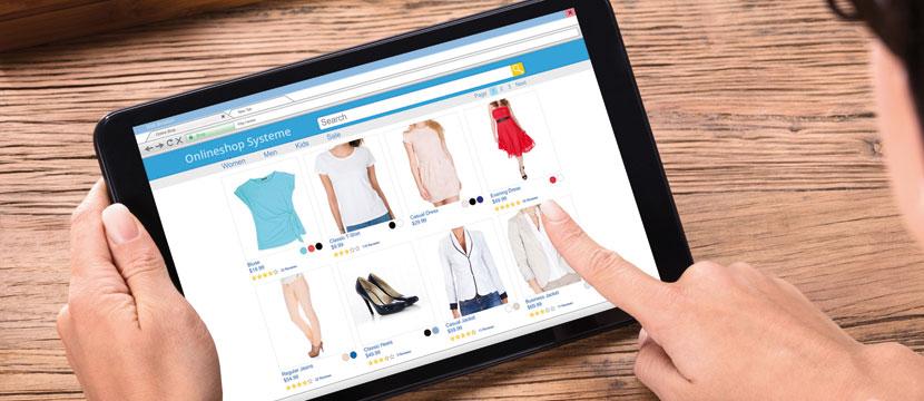 Online-Shop Systeme